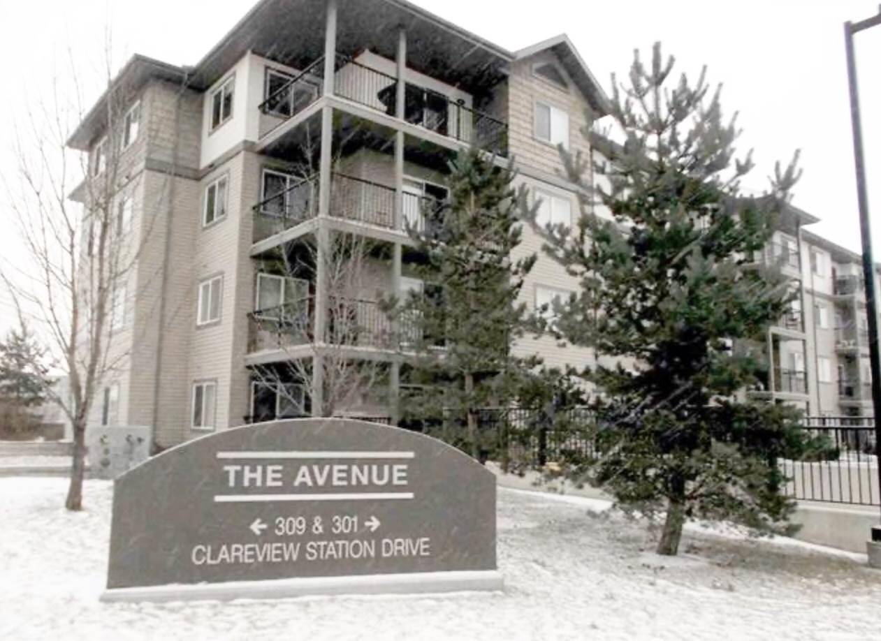 Condo for sale at 309 Clareview Station Dr Nw Unit 118 Edmonton Alberta - MLS: E4188664