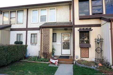 Townhouse for sale at 4100 24 Ave Unit 118 Vernon British Columbia - MLS: 10180034