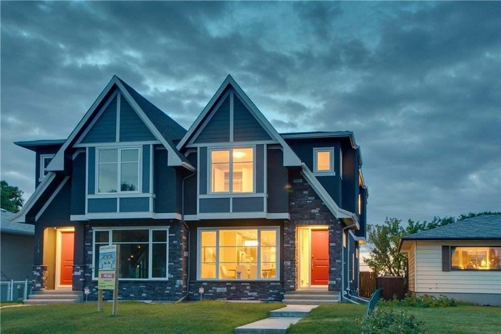 Townhouse for sale at 118 44 Av NE Highland Park, Calgary Alberta - MLS: C4285814