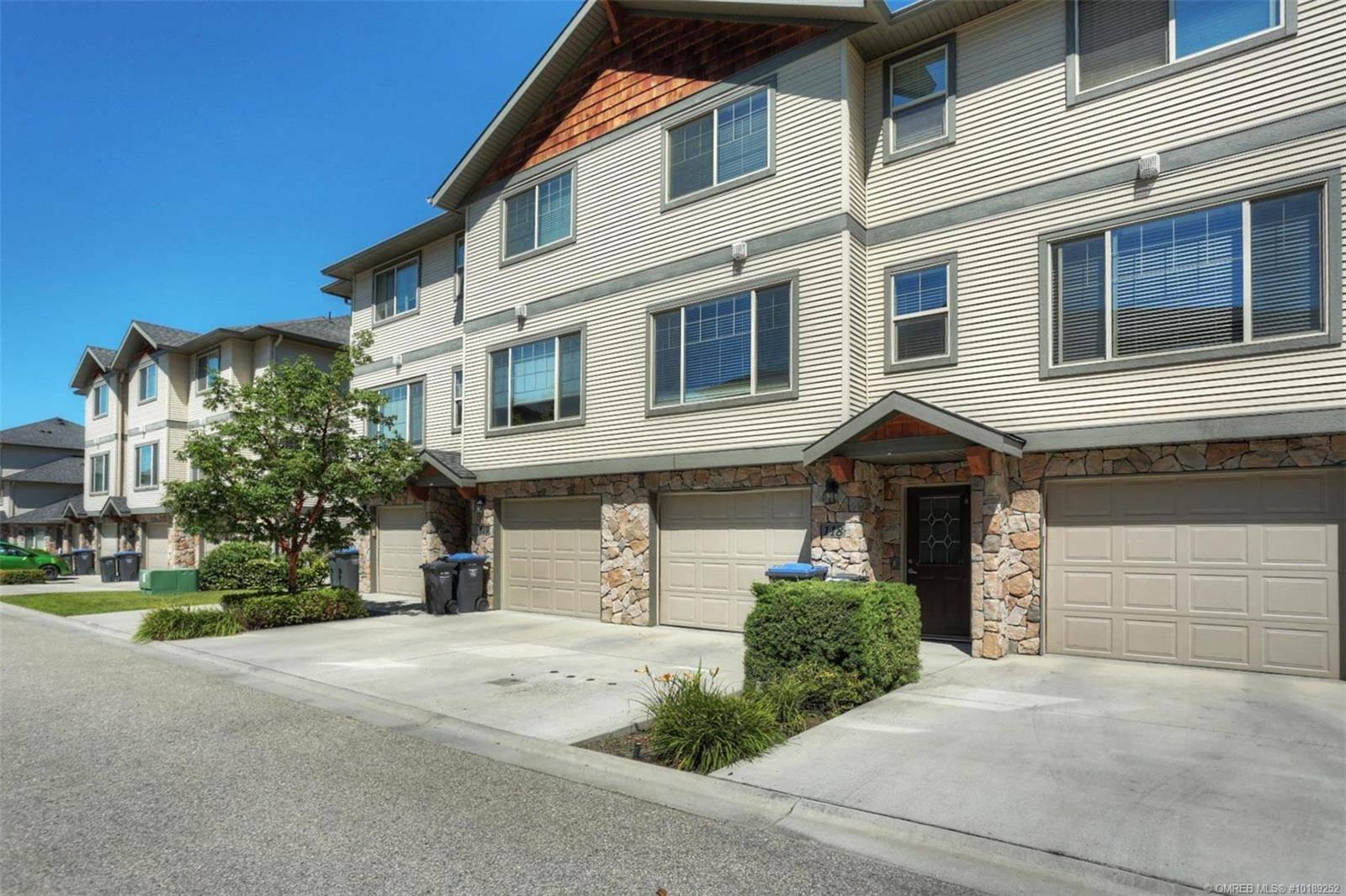 Townhouse for sale at 440 Hartman Rd Unit 118 Kelowna British Columbia - MLS: 10189252