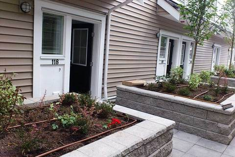 Townhouse for sale at 618 Langside Ave Unit 118 Coquitlam British Columbia - MLS: R2359810