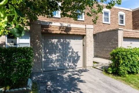 Condo for sale at 850 Huntingwood Dr Unit 118 Toronto Ontario - MLS: E4514268