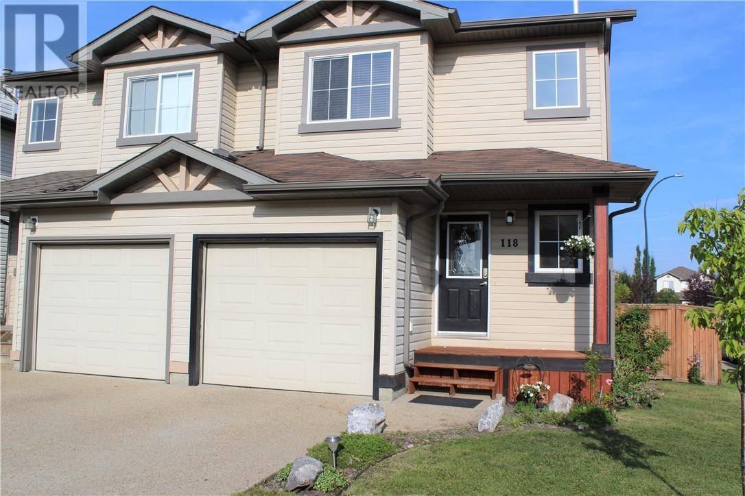 Townhouse for sale at 118 Arthur Cs Red Deer Alberta - MLS: ca0175435