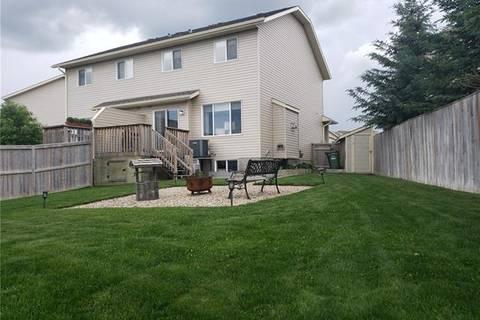Townhouse for sale at 118 Aspen Me Strathmore Alberta - MLS: C4233356