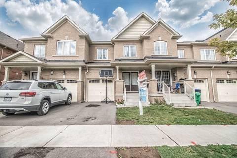 Townhouse for sale at 118 Baffin Cres Brampton Ontario - MLS: W4673746