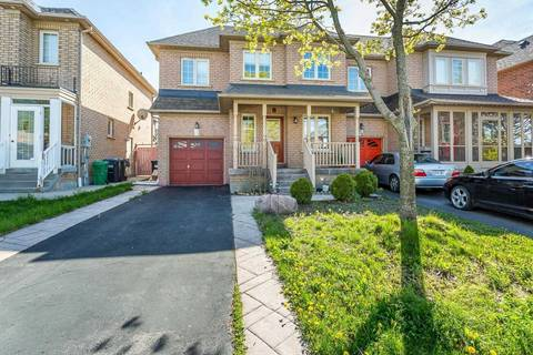 Townhouse for sale at 118 Barleyfield Rd Brampton Ontario - MLS: W4493165