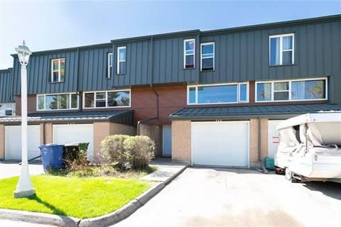 Townhouse for sale at 118 Brae Glen Ln Southwest Calgary Alberta - MLS: C4244493