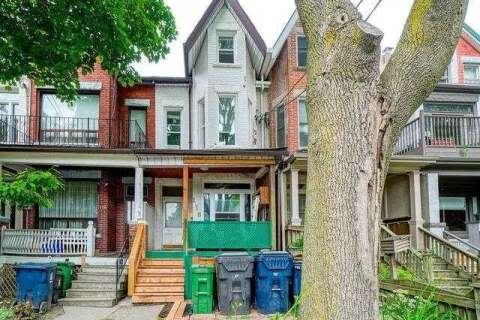 Townhouse for sale at 118 Brunswick Ave Toronto Ontario - MLS: C4807814