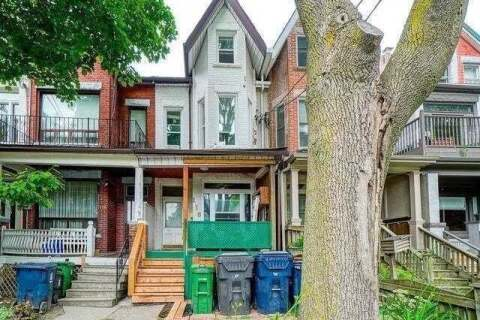 Townhouse for sale at 118 Brunswick Ave Toronto Ontario - MLS: C4872558