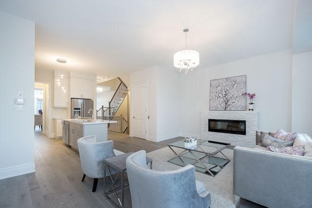 For Sale: 118 Carrville Woods Circle, Vaughan, ON   4 Bed, 4 Bath Townhouse for $1,338,000. See 16 photos!