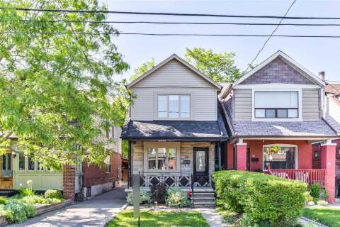 House for rent at 118 Coleman Ave Toronto Ontario - MLS: E4798804