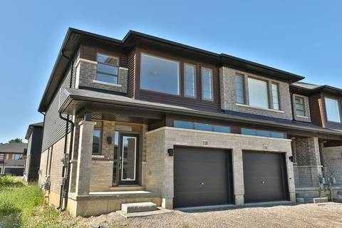 Townhouse for sale at 118 Columbus Gt Hamilton Ontario - MLS: X4546268
