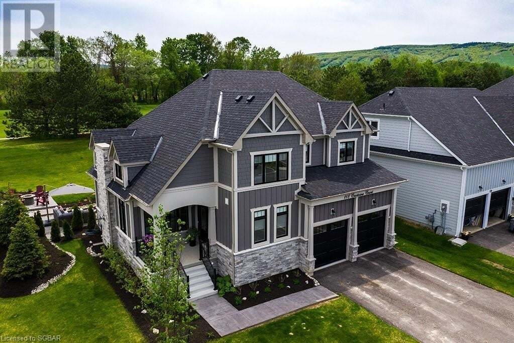 House for sale at 118 Crestview Ct The Blue Mountains Ontario - MLS: 263985