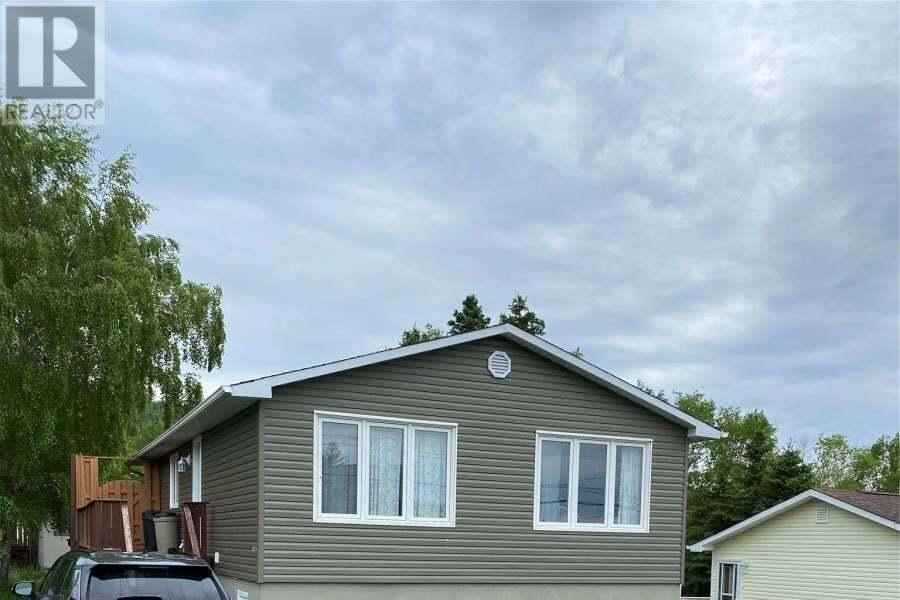 House for sale at 118 Elizabeth St Corner Brook Newfoundland - MLS: 1216506