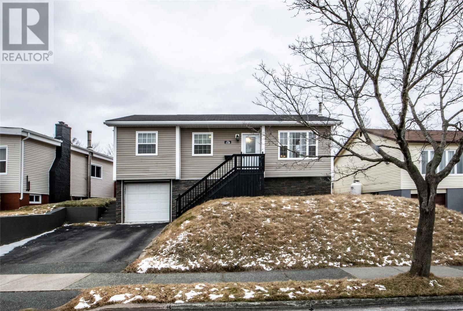 House for sale at 118 Ennis Ave St John's Newfoundland - MLS: 1209085