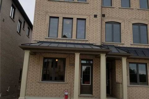 Townhouse for sale at 118 Frederick Wilson Ave Markham Ontario - MLS: N4499072