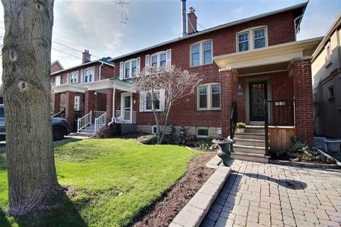 Townhouse for sale at 118 Glengarry Ave Toronto Ontario - MLS: C4426056