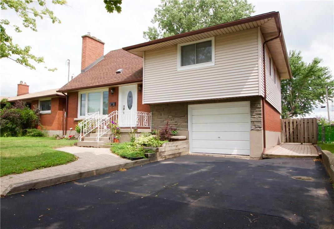 House for sale at 118 Golden Boulevard Welland Ontario - MLS: X4225595