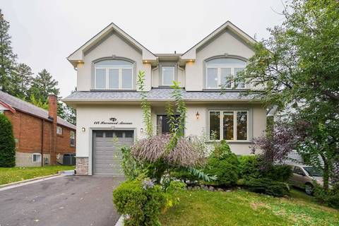 House for sale at 118 Harewood Ave Toronto Ontario - MLS: E4701686