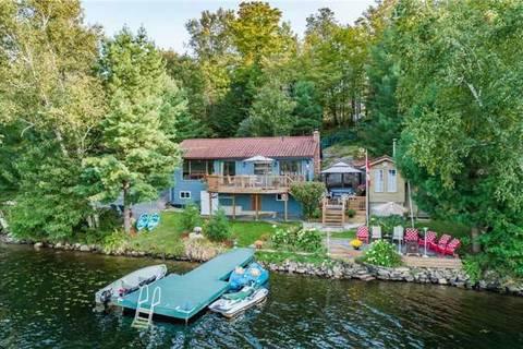 House for sale at 118 Kapikog Lake Rd The Archipelago Ontario - MLS: X4261957