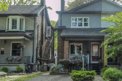 Townhouse for sale at 118 Kingsmount Park Rd Toronto Ontario - MLS: E4488998