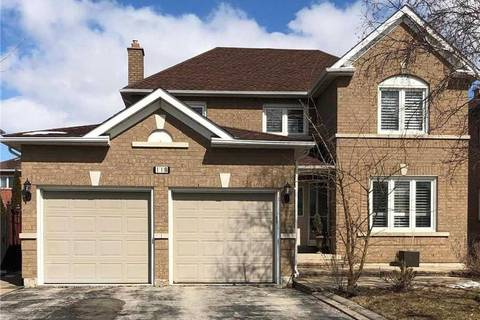 House for sale at 118 Lockheed Ave Vaughan Ontario - MLS: N4405202