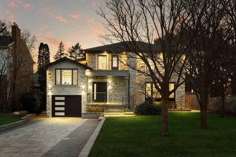 House for sale at 118 Mason Blvd Toronto Ontario - MLS: C4723143