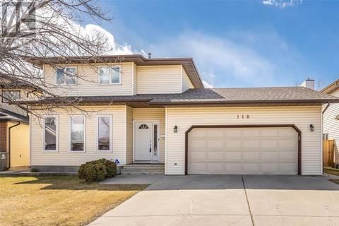 House for sale at 118 Mulcaster Cres Saskatoon Saskatchewan - MLS: SK753236