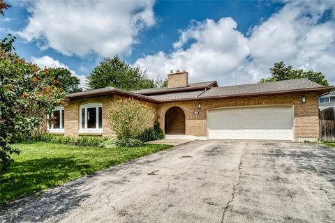 House for sale at 118 Rolling Acres Dr Welland Ontario - MLS: 30741046