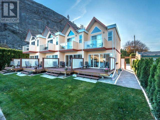 Townhouse for sale at 118 Sundial Rd Oliver British Columbia - MLS: 181225