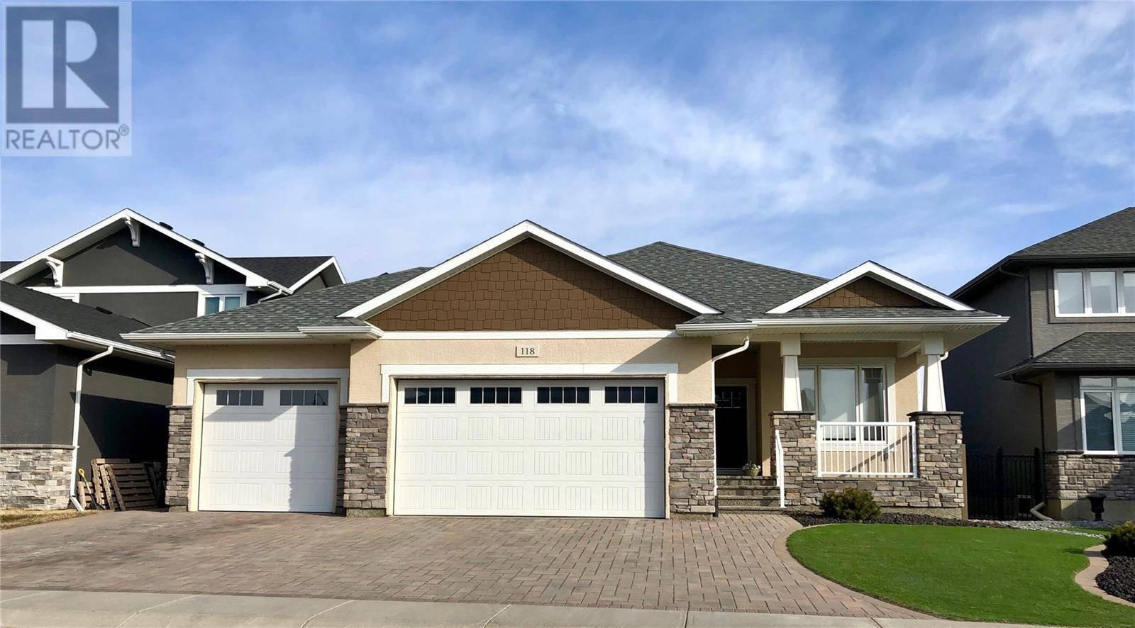 House for sale at 118 Warder Cv  Saskatoon Saskatchewan - MLS: SK785301