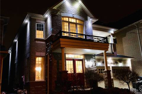 House for sale at 118 Watsonbrook Dr Brampton Ontario - MLS: W4631416