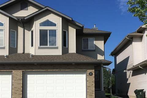 Townhouse for sale at 118 Westerra Blvd Stony Plain Alberta - MLS: E4156414