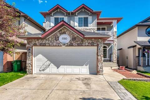 House for sale at 1180 Channelside Dr Southwest Airdrie Alberta - MLS: C4258247