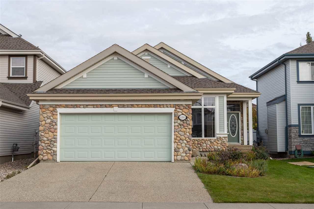 House for sale at 1180 Goodwin Circ Nw Edmonton Alberta - MLS: E4175237