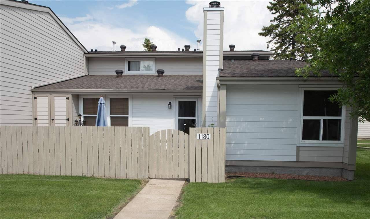 Townhouse for sale at 1180 Knottwood Rd Nw Edmonton Alberta - MLS: E4163847