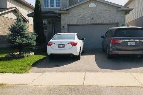 House for sale at 1180 Lawson Rd London Ontario - MLS: 40024255