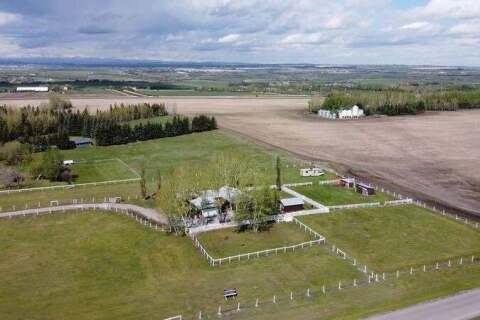 House for sale at 118016 376 Ave East Rural Foothills County Alberta - MLS: C4297793