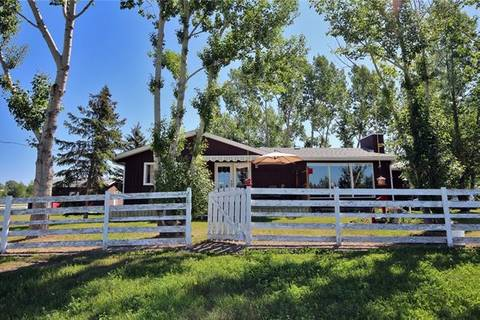 House for sale at 118016 376 Ave East Rural Foothills County Alberta - MLS: C4259639