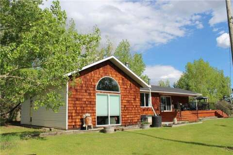 House for sale at 118018 380 Ave East Rural Foothills County Alberta - MLS: C4299081