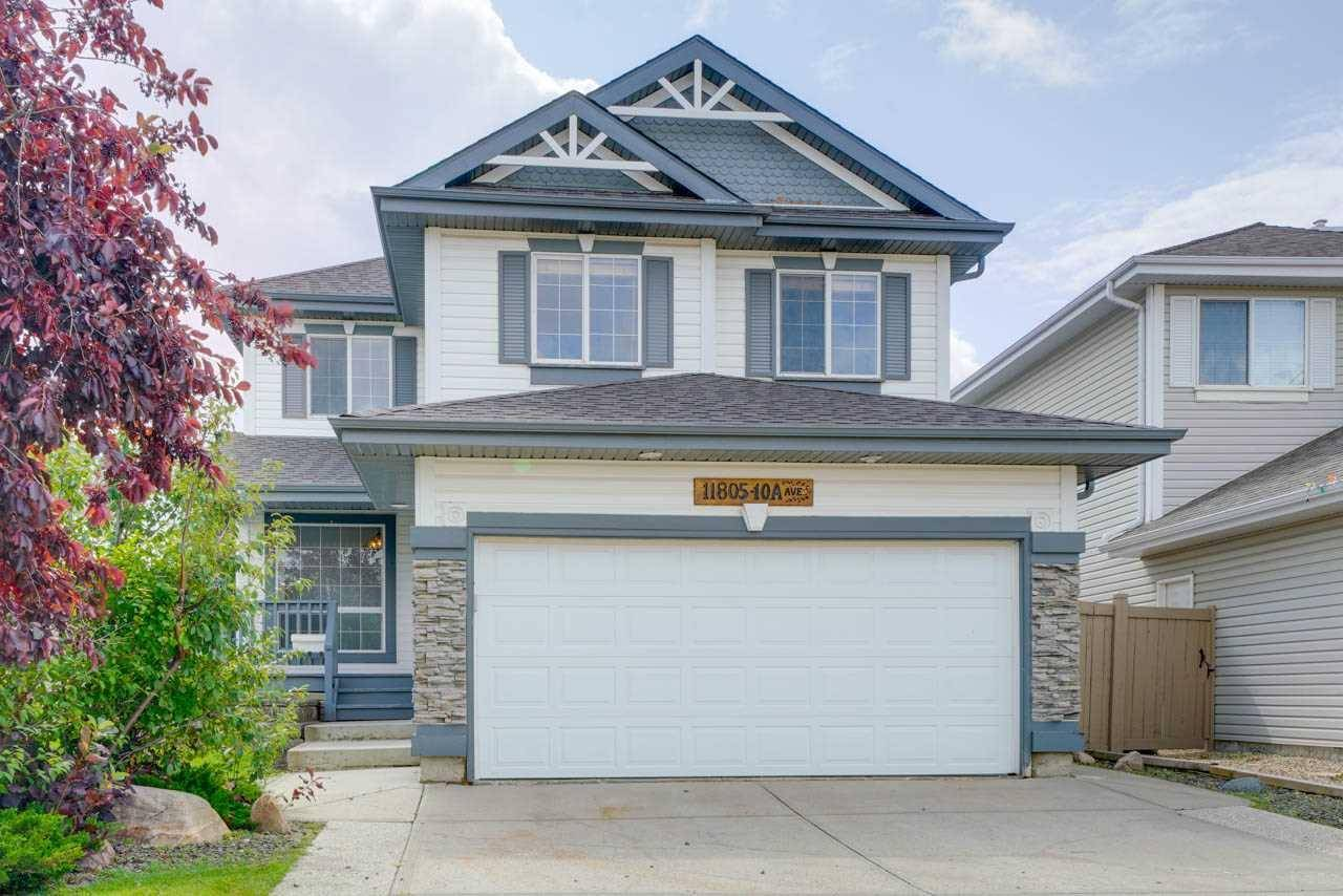 House for sale at 11805 10a Ave Nw Edmonton Alberta - MLS: E4180068