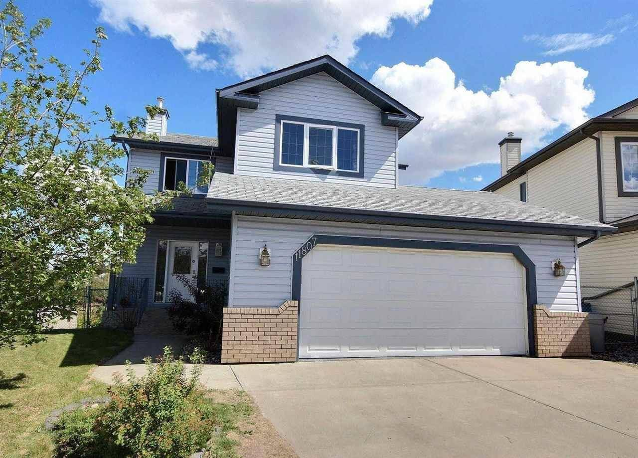 House for sale at 11807 173 Ave Nw Edmonton Alberta - MLS: E4175636