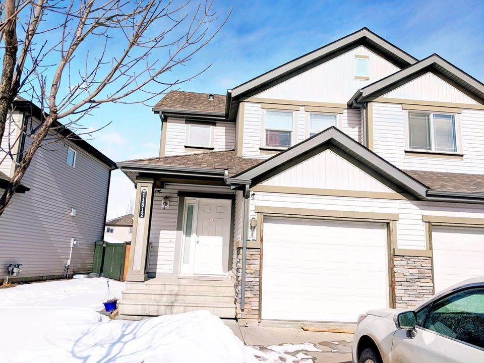 Townhouse for sale at 11812 21 Ave Sw Edmonton Alberta - MLS: E4190603