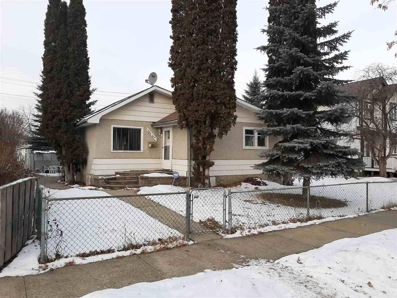 House for sale at 11814 48 St Nw Edmonton Alberta - MLS: E4183505