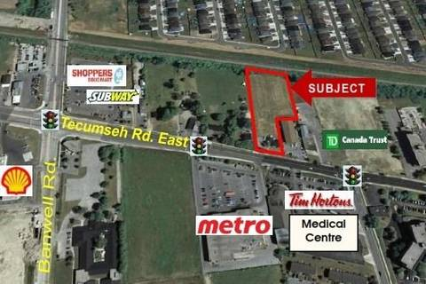 Commercial property for sale at 11814 Tecumseh Rd Tecumseh Ontario - MLS: X4429816