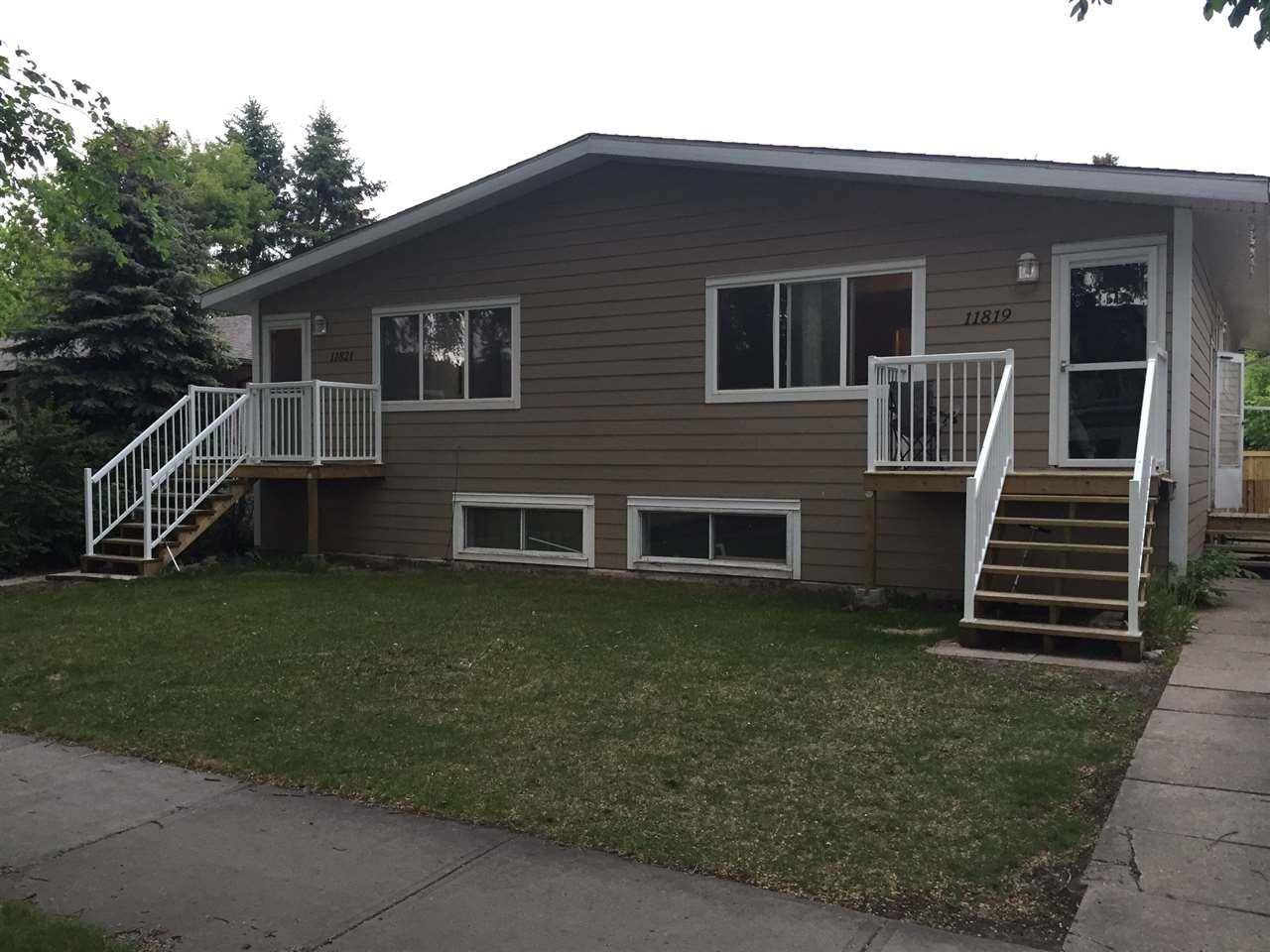 Townhouse for sale at 11821 40 St Nw Unit 11819 Edmonton Alberta - MLS: E4195393