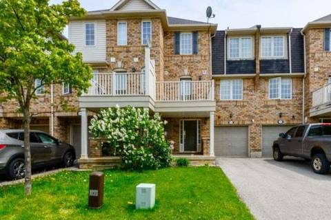 Townhouse for sale at 1182 Barnard Dr Milton Ontario - MLS: W4475039