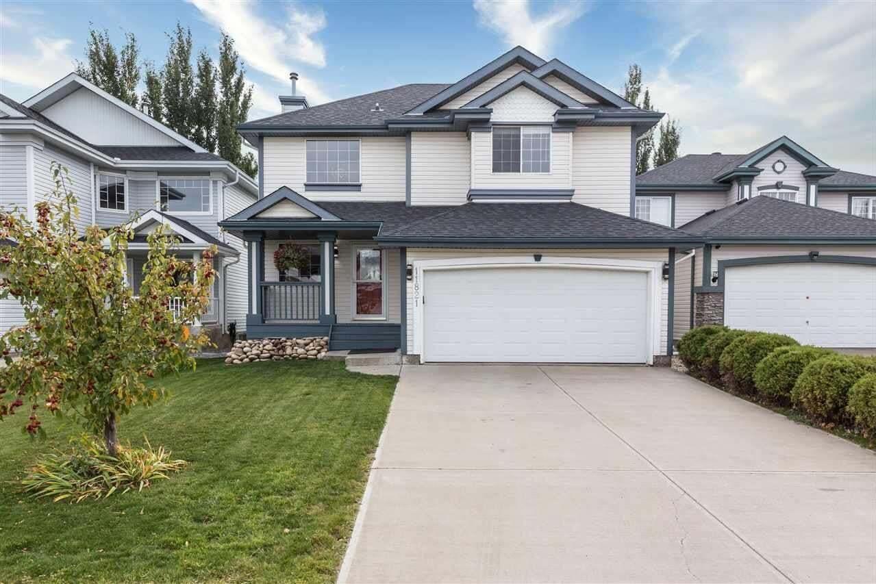 House for sale at 11821 10a Av NW Edmonton Alberta - MLS: E4217355