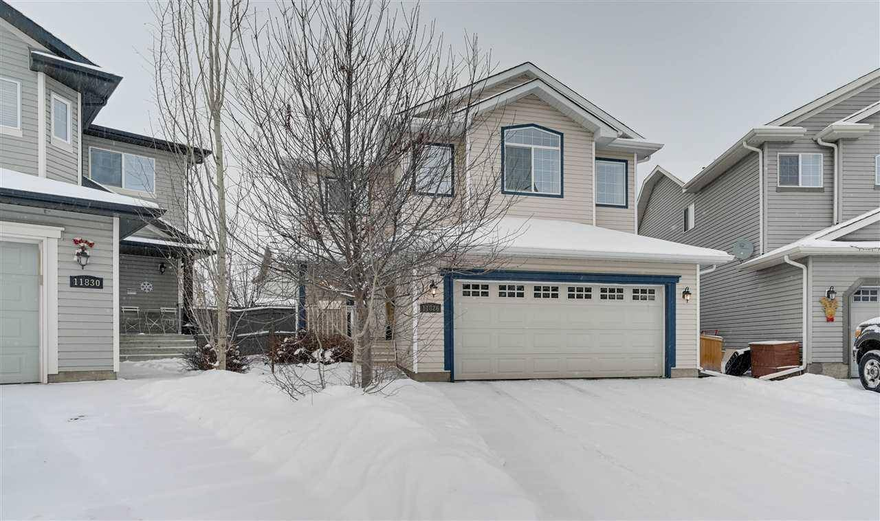 House for sale at 11826 13a Ave Sw Edmonton Alberta - MLS: E4183343