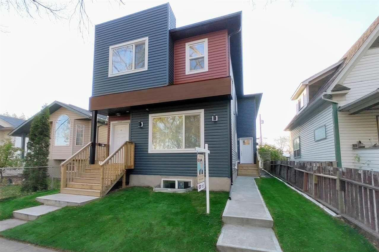 Townhouse for sale at 11828 78 St NW Edmonton Alberta - MLS: E4204845